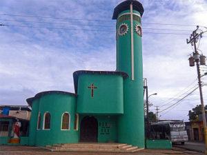 Iglesia de Temblador