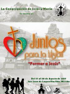 afiche misionero