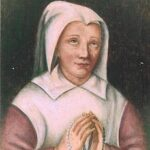 la santa de Coutances