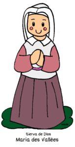 Sierva de Dios María des Vallées